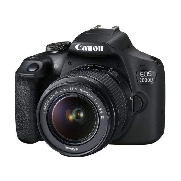 Canon EOS 2000D kit EF-S 18-55mm III