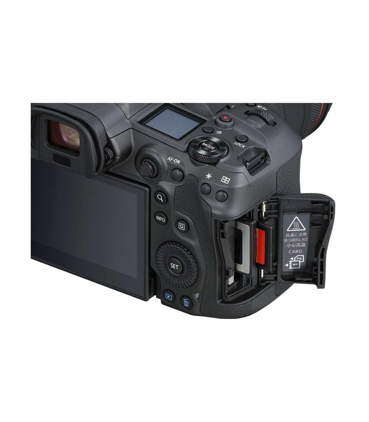 دوربین بدون آینه کانن Canon EOS R5 Mirrorless Camera Body