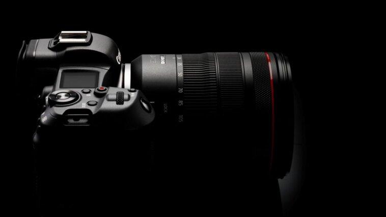 دوربین کانن R5
