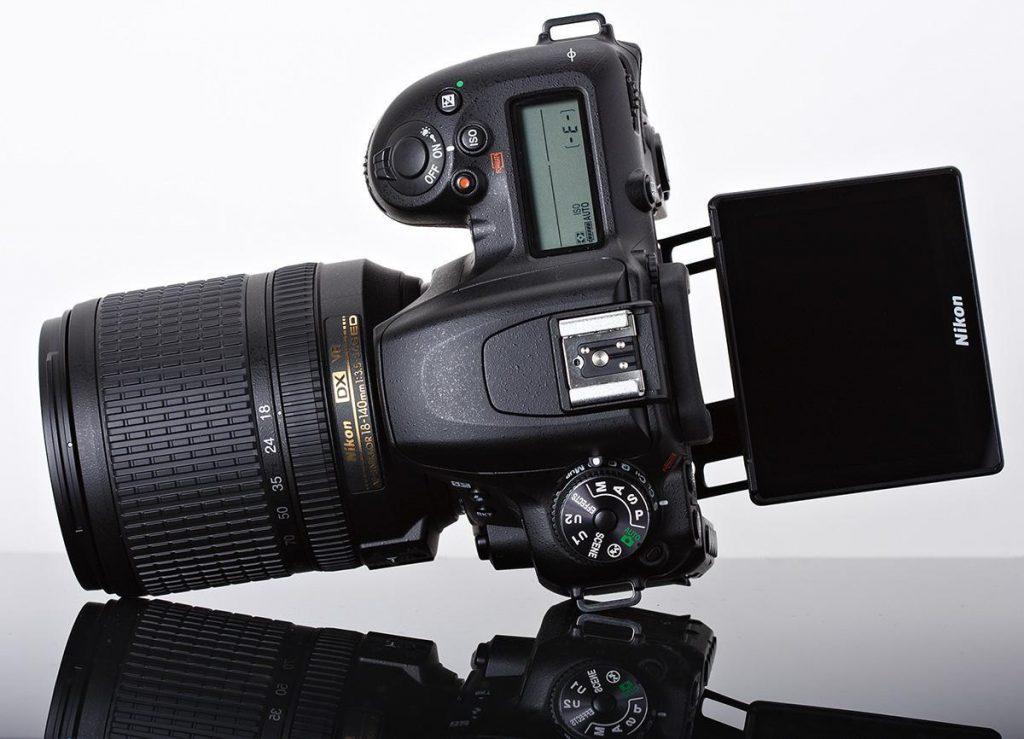 دوربین عکاسی دیجیتال نیکون Nikon D7500