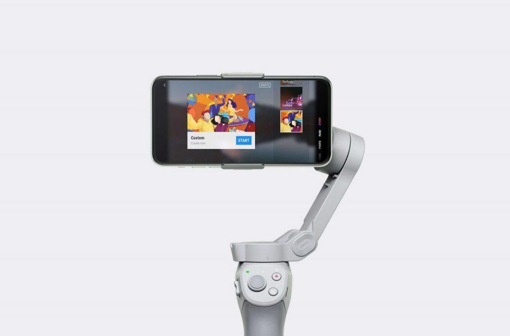 گیمبال موبایل اسمو موبایل ۴   DJI Osmo Mobile 4