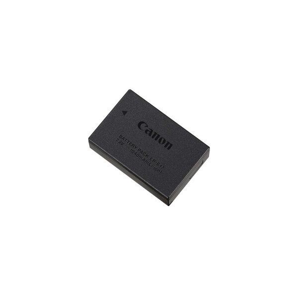 خرید، قیمت و مشخصات باتری لیتیومی Canon Battery Pack LP-E17