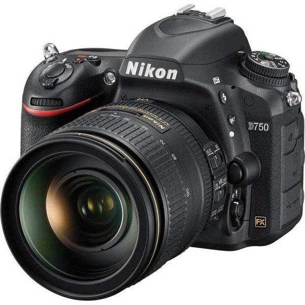 Nikon D750 DSL Camera Kit 24-120mm