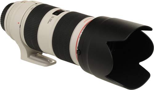 لنز کانن Canon EF 70-200mm f/2.8L IS II USM