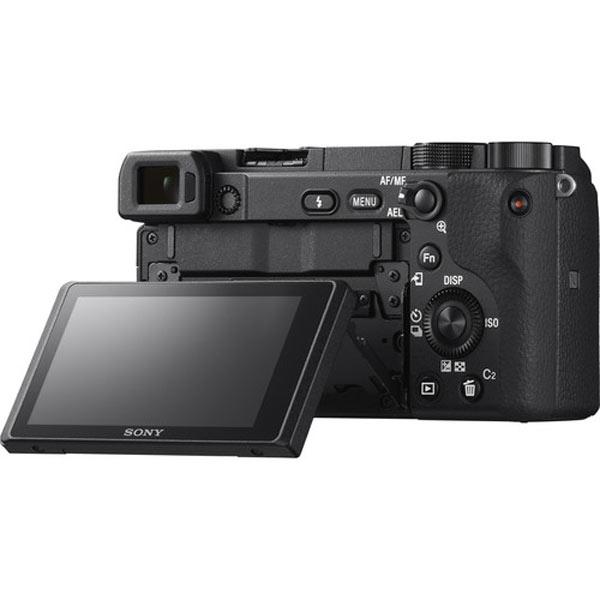 دوربین بدون آینه سونی Sony Alpha a6400 kit 18-135mm