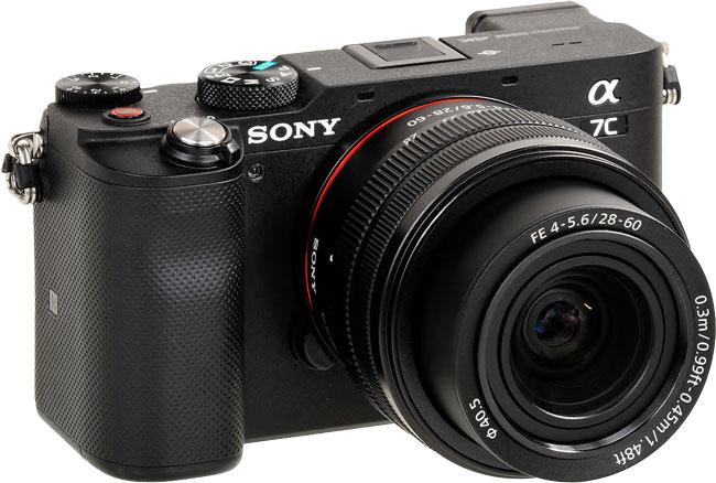 همه چیز در مورد دوربین سونی Sony A7C
