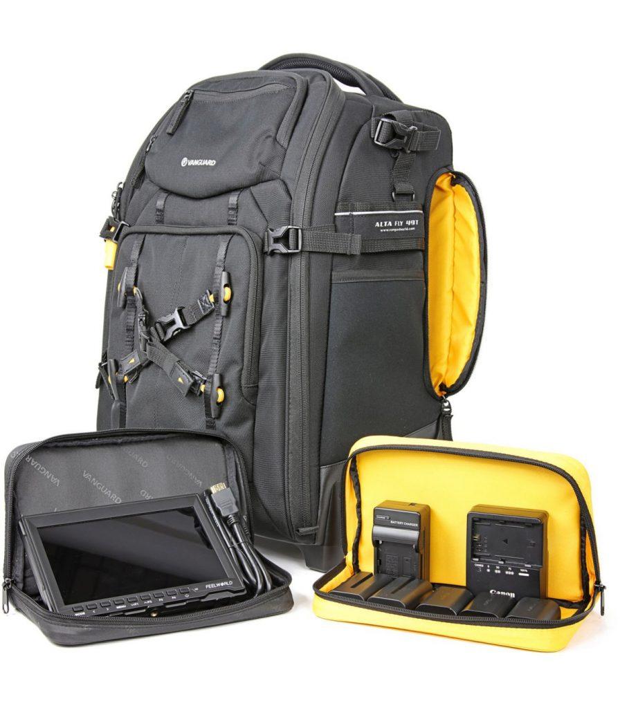 کیف چرخدار Vanguard Alta Fly 49T Roller Bag