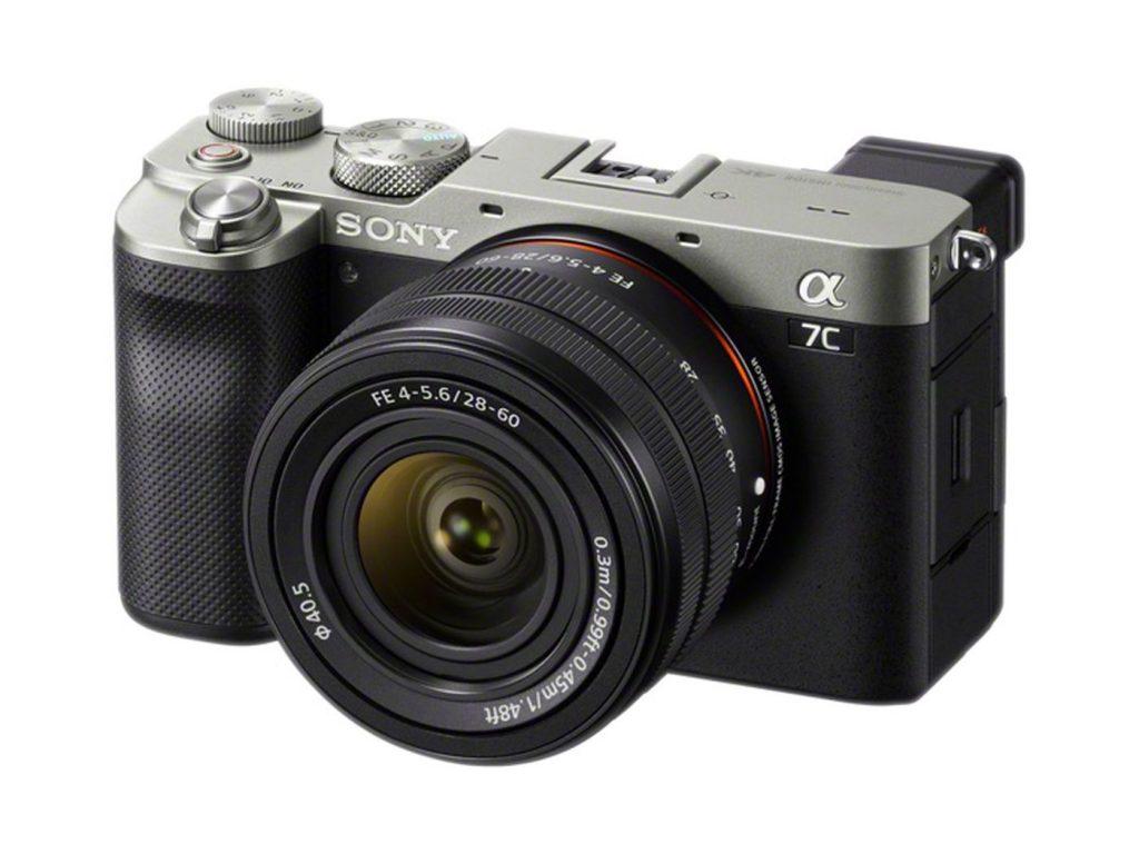 دوربین بدون آینه سونی Sony alpha a7C body