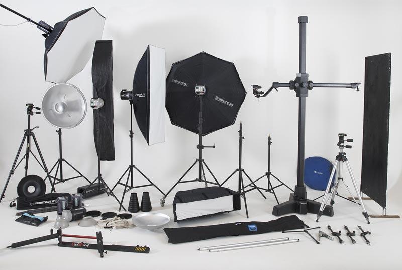 معرفی تجهیزات عکاسی صنعتی از مبتدی تا حرفه ای